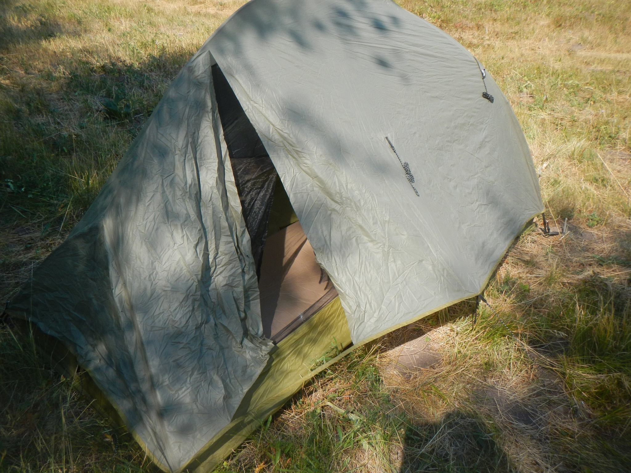 The post-bear tent & bears | The Wolverine Blog