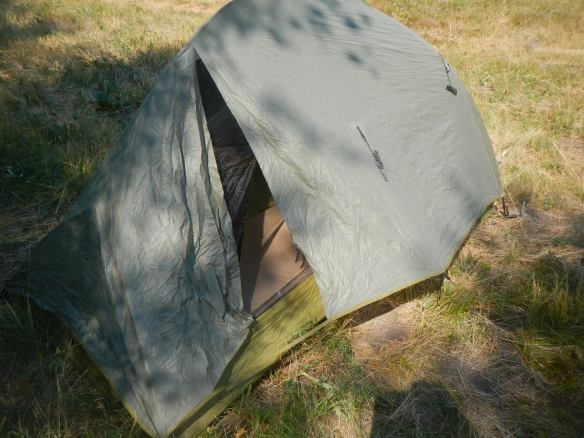 The post-bear tent